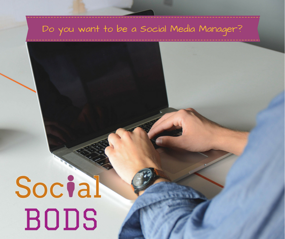 how to become a social media marketing manager