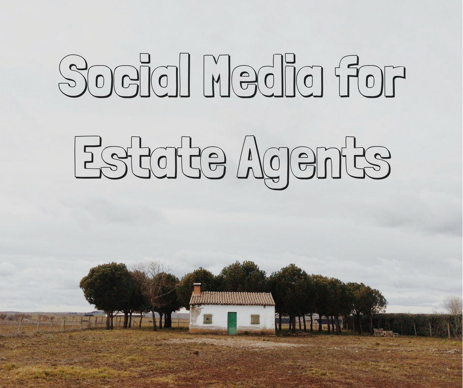 social agents Social media marketing for real estate is about more than just promoting your listings, blog posts, and website — it's also about engaging with your customers and industry peers beginner real estate agents may not realize this at the start of their career, but networking with industry pros.