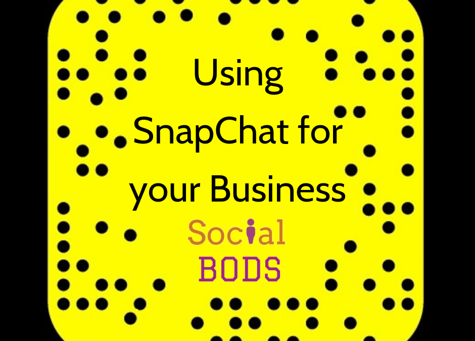 Snapchat as a Business Marketing Tool