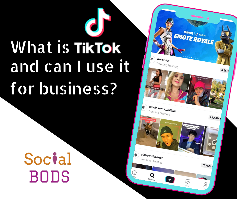 What is TikTok and is it good for business