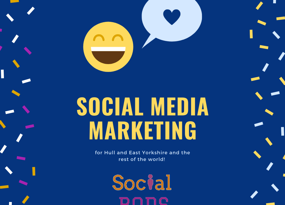 Social Media Marketing in Hull and East Yorkshire